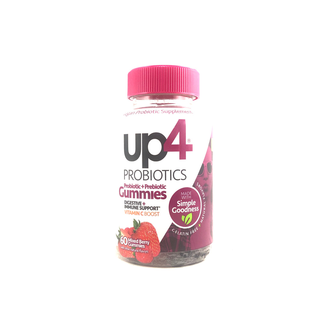 Up4 Probiotic Gummies