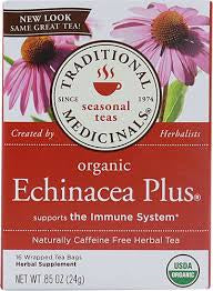 Echinacea Plus Seasonal Teas