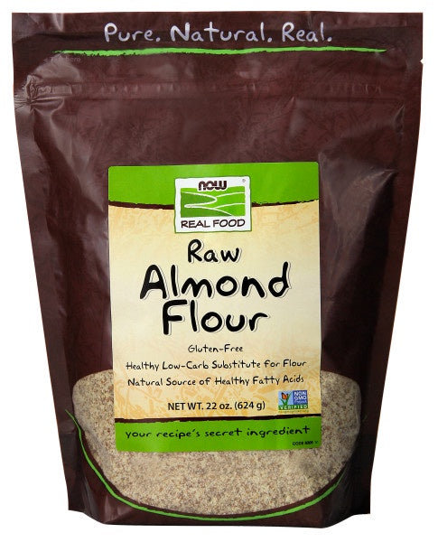 Almond Flour, Raw - 22 oz.