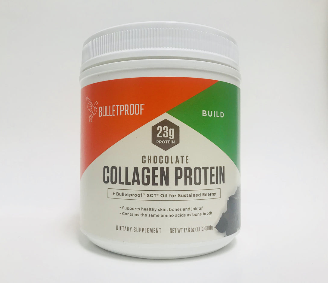 Bulletproof Collagen Protein Chocolate