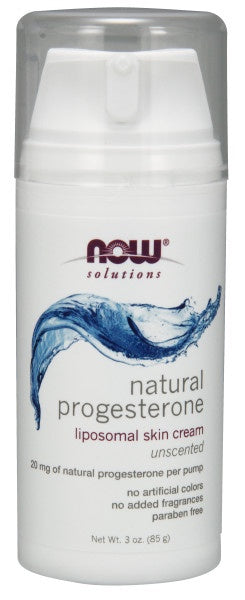Natural Progesterone Balancing Skin Cream - 3 oz.