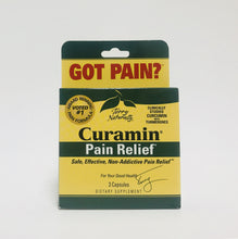 Terry Naturally Curamin Pain Relief Capsules Travel Pack