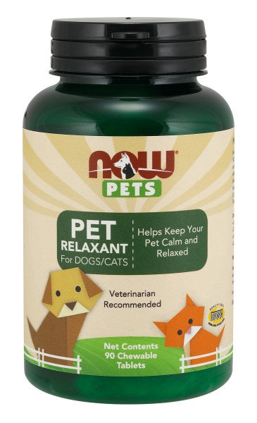 Pet Relaxant - 90 Chewable Tablets