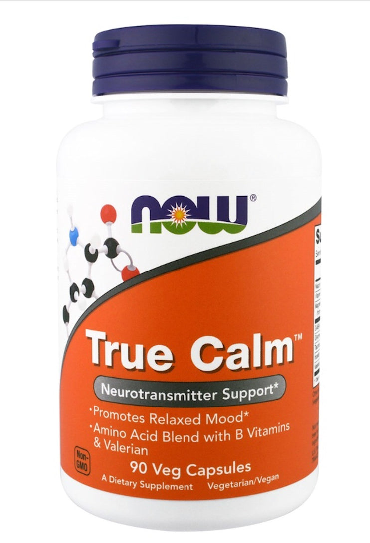 Now True Calm 90 Capsules