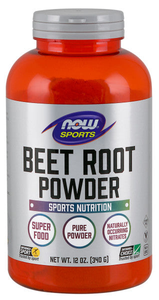 Now Sports Beet Root Powder 12 oz
