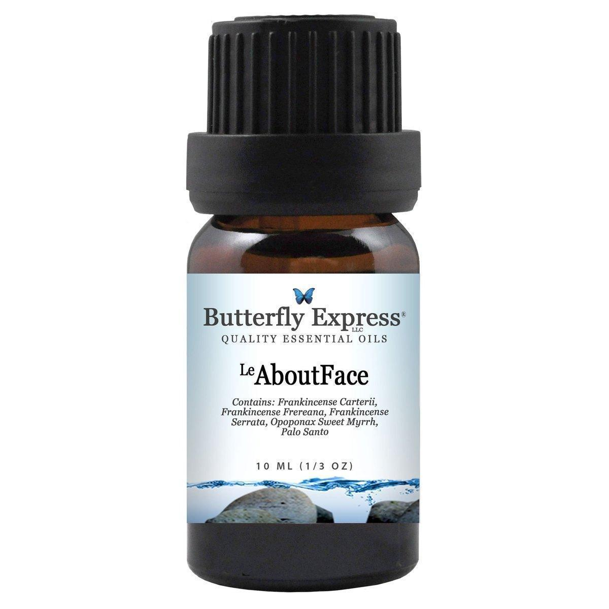Butterfly Express About Face