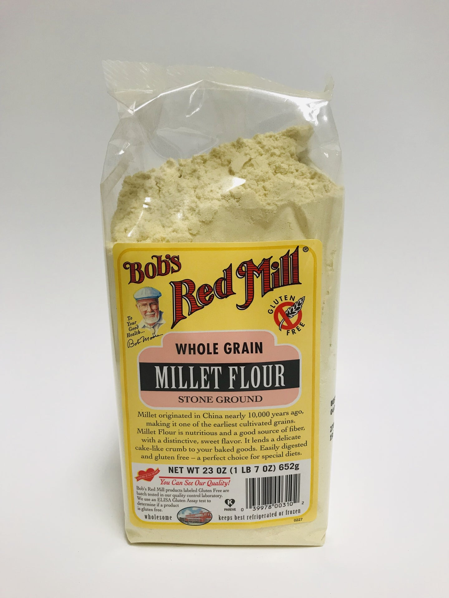 Bob's Red Mill Millet Flour 23 Oz