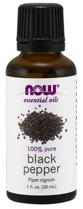 Black Pepper Oil - 1 fl. oz.