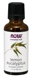 Now Lemon Eucalyptus Oil 1 Oz