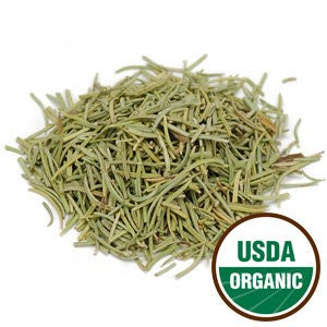 Rosemary Leaf Whole Organic 2 Oz.