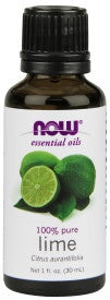Lime Oil - 1 oz.