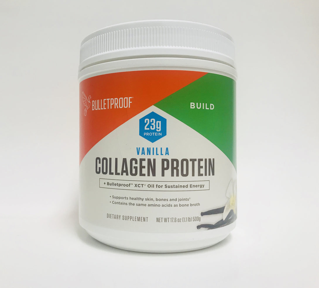 Bulletproof Collagen Protein Vanilla