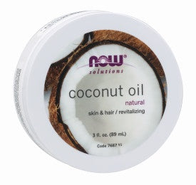 Now Travel Size Coconut Oil 3 Oz