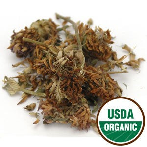 Starwest Red Clover Blossom Organic 1 lb