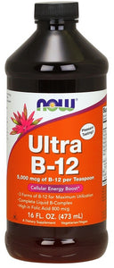 Ultra B-12 Liquid - 16 oz.