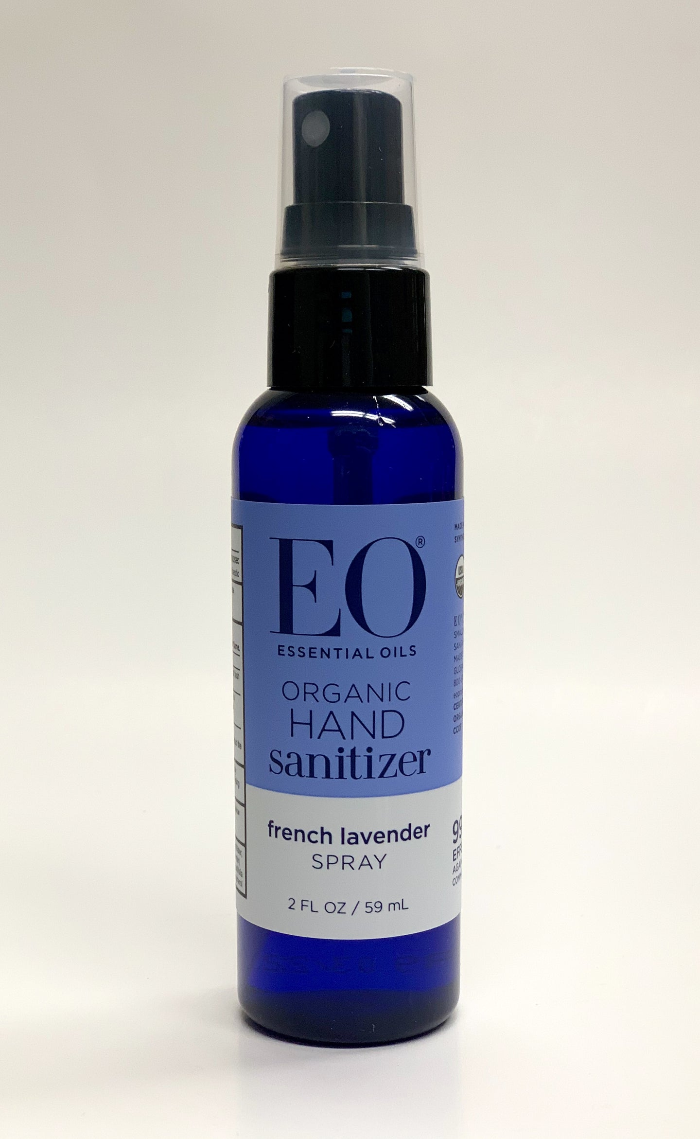 EO Organic Hand Sanitizer Fresh Lavender Spray 2 oz