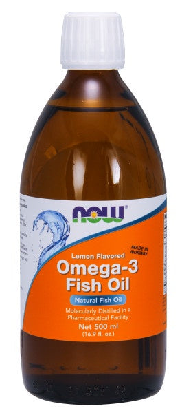 Omega-3 Fish Oil - 16.9 fl. oz.