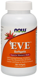 Eve Women's Multiple Vitamin - 180 Softgels