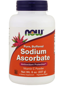 Now Sodium Ascorbate Powder
