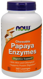 Papaya Enzyme - 360 Lozenges