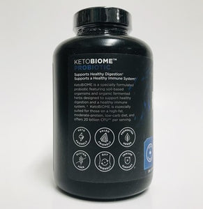 Ancient Nutrition Keto Biome Probiotic