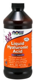Liquid Hyaluronic Acid 100 mg - 16 fl. oz.