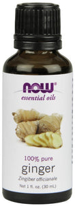 Ginger Oil - 1 oz.