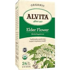Alvita Elder Flower Tea 24 Bags