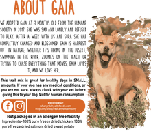 Gaia's Trail Mix For Dogs