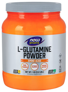 Now L-Glutamine Powder 2.2 lbs