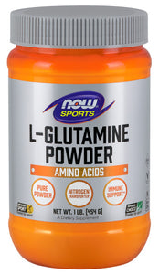 L-Glutamine Powder - 1 lb.