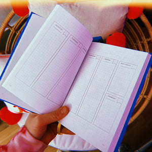 THE POSITIVE BULLET JOURNAL