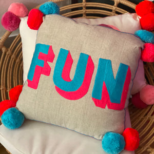 FUN CUSHION