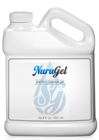 Premium Nuru Gel by SG (36.4 oz)
