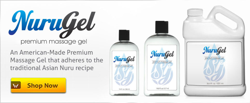 Nuru Massage Gel