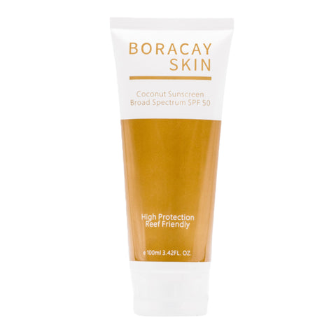 Boracay - Coconut Sunscreen SPF 50