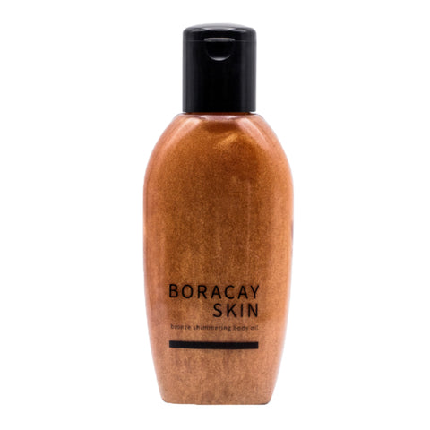 Boracay - Bronze Shimmering Body Oil