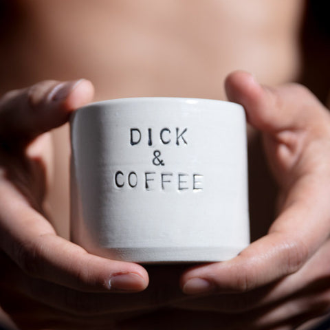 Coffee mug - Dick & Coffee