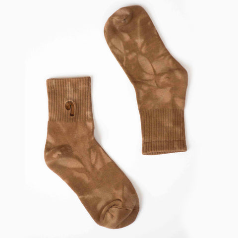 Cocks On Socks - Camo Socks w/Black logo