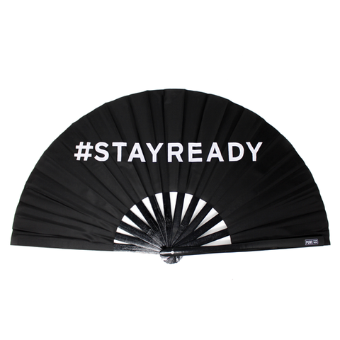 Pure For Men - #STAYREADY Fan