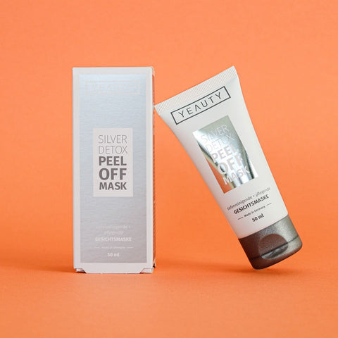 Yeauty - Silver Detox Peel Off Mask