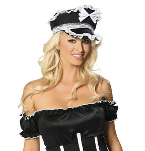 MH106 Maid Hat - Roma Costume Accessories
