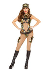 4818 - Roma Costume 1pc Sassy Army
