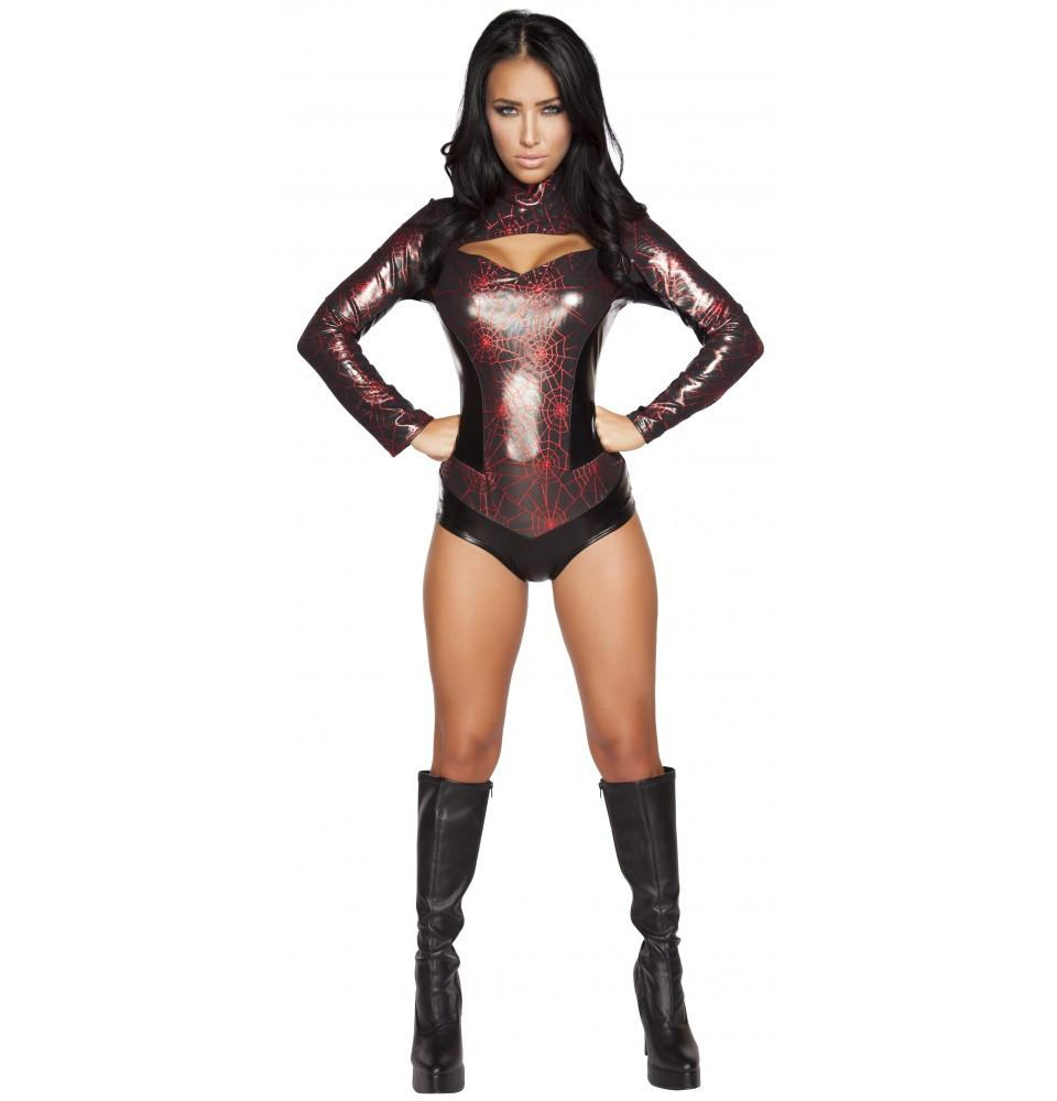 4603 1pc Webbed Warrior - Roma Costume New Arrivals,New Products,Costumes - 1