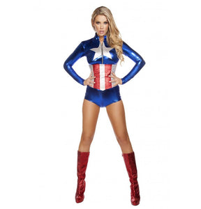 4606 2pc All American Temptress - Roma Costume New Products,New Arrivals,Costumes - 1