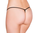 Low Cut G-String Bottom