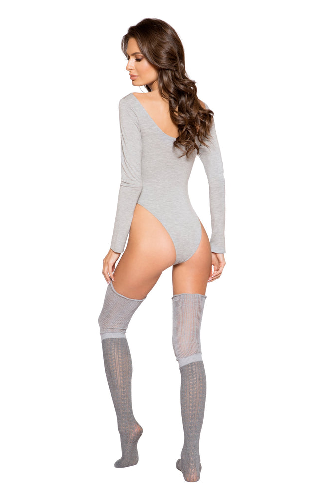 Cozy Long Sleeved Bodysuit
