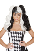 Women's Multicolor Wig & Women's Accessories Wig