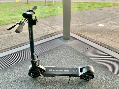 Mercane WideWheel Pro 2020 Electric Scooter - Approved Used