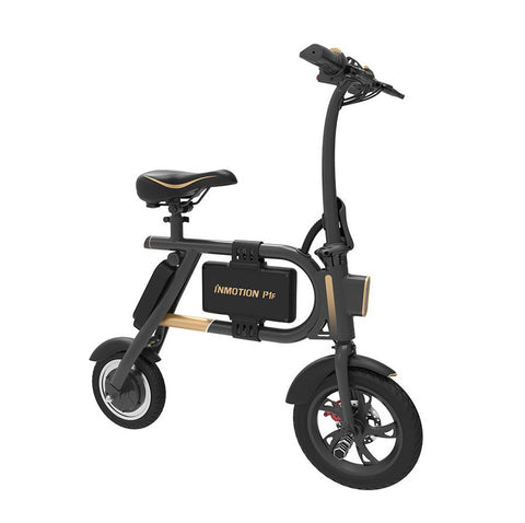 Inmotion P1F Folding Mini E-Bike On Sale 2020 at Vivs Scooter UK